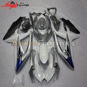 Fairings Kit Fit For Suzuki GSX600R/750R K8 2008-2010 Custom Painted S117
