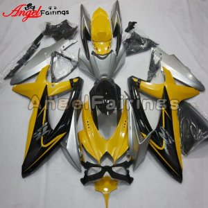 Fairings Kit Fit For Suzuki GSX600R/750R K8 2008-2010 Custom Painted S122