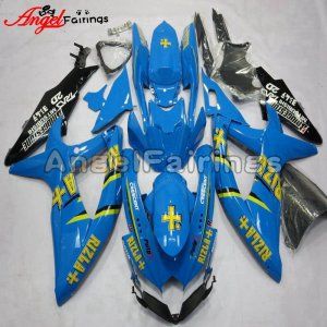 Fairings Kit Fit For Suzuki GSXR600/750 K8 2008-2010 Custom Painted S107