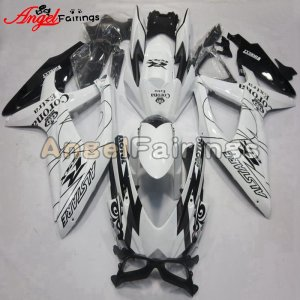 Fairings Kit Fit For Suzuki GSX600/750R K8 2008-2010 Custom Painted S126