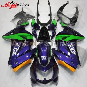 Fairings Kit Fit For Kawasaki Ninja250 EX250R 2008-2012 Custom Painted K128