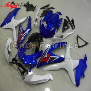 Fairings Kit Fit For Suzuki GSX600/750R K8 2008-2010 Custom Painted S134