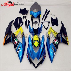 Fairings Kit Fit For Suzuki GSX600/750R K8 2008-2010 Custom Painted S133