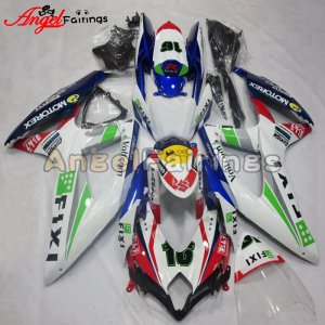 Fairings Kit Fit For Suzuki GSX600/750R K8 2008-2010 Custom Painted S128