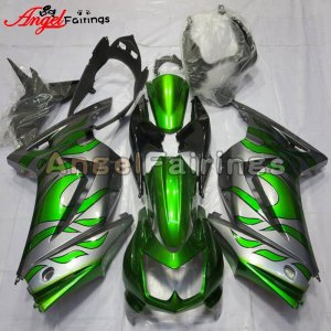 Fairings Kit Fit For Kawasaki Ninja250 EX250R 2008-2012 Custom Painted K134