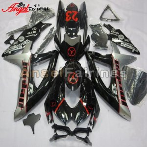 Fairings Kit Fit For Suzuki GSXR600/750 K8 2008-2010 Custom Painted S103