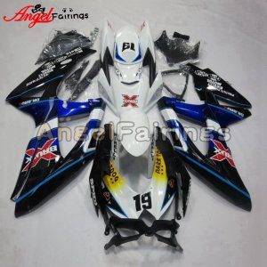 Fairings Kit Fit For Suzuki GSX600/750R K8 2008-2010 Custom Painted S130