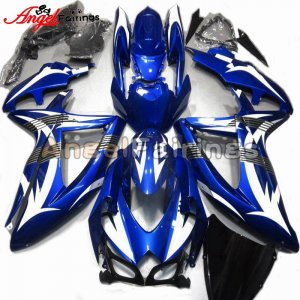 Fairings Kit Fit For Suzuki GSXR600/750 K8 2008-2010 Custom Painted S104