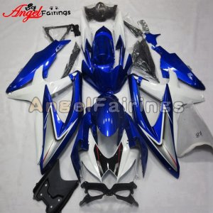 Fairings Kit Fit For Suzuki GSX600R/750R K8 2008-2010 Custom Painted S119